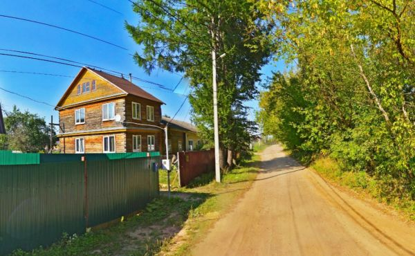 Полдома в Волоколамске на улице Академическая (Бронь)